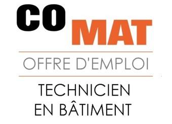 Offre d'emploi: ingénieur ou technicien en bâtiment